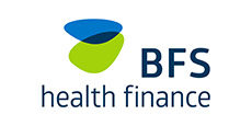 Logo BFS health finance GmbH